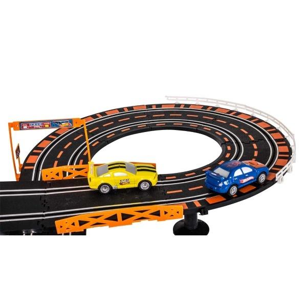 Hot Wheels Elektrikli Yarış Pisti