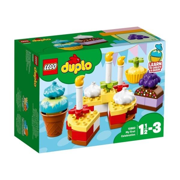LEGO DUPLO İlk Kutlamam 10862