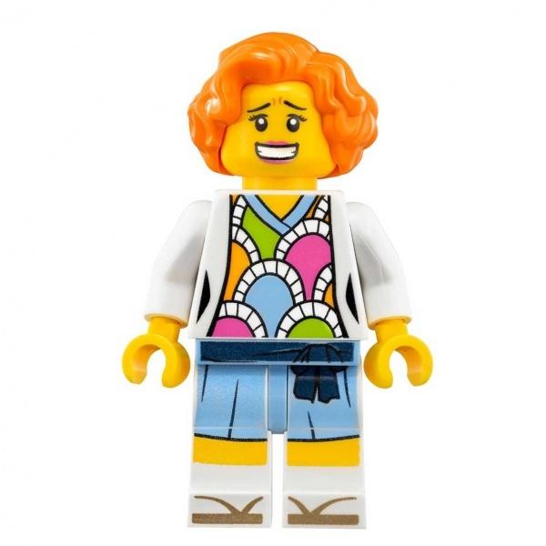 LEGO Ninjago Ateş Robotu 70615