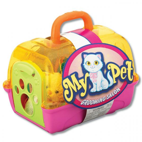 Çantalı Kedi Güzellik Seti