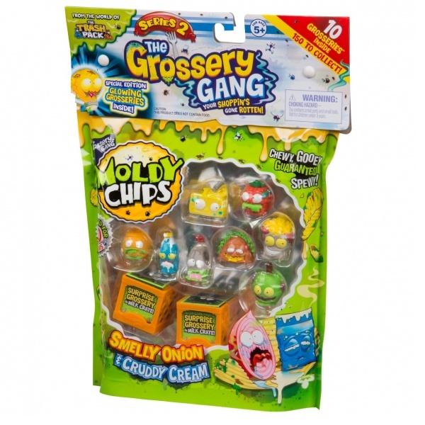 Grossery Gang Büyük Boy Çöps Paketi S2