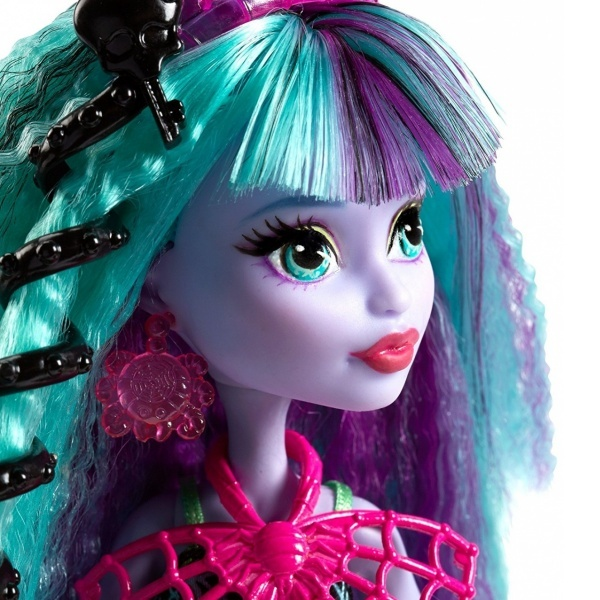 Monster High Fantastik Saçlı Acayipler