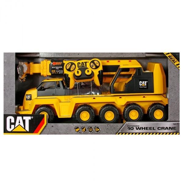 CAT Kablo Kumandalı Büyük Vinç