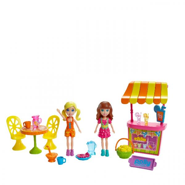 Polly Pocket Gezide Oyun Seti