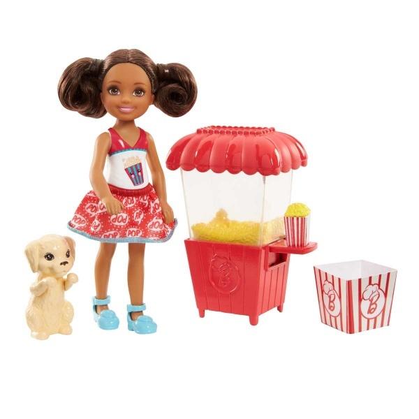 Barbie Chelsea Mutfakta Oyun Seti FHP66