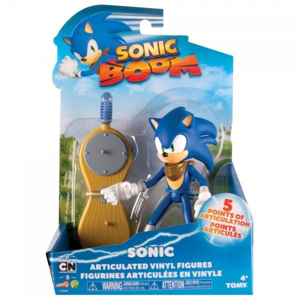 Sonic Boom Vinil Figür 18 cm.