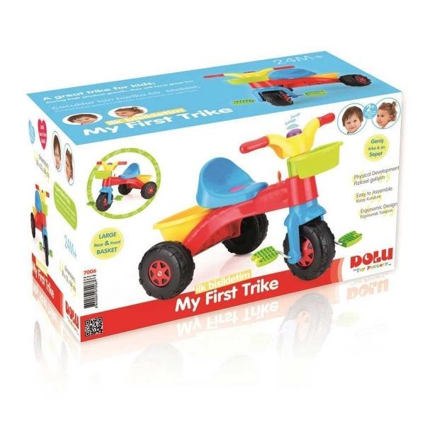 3 Tekerlekli İlk Bisikletim 7006