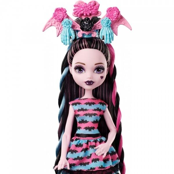 Monster High Saç Partisi Draculaura
