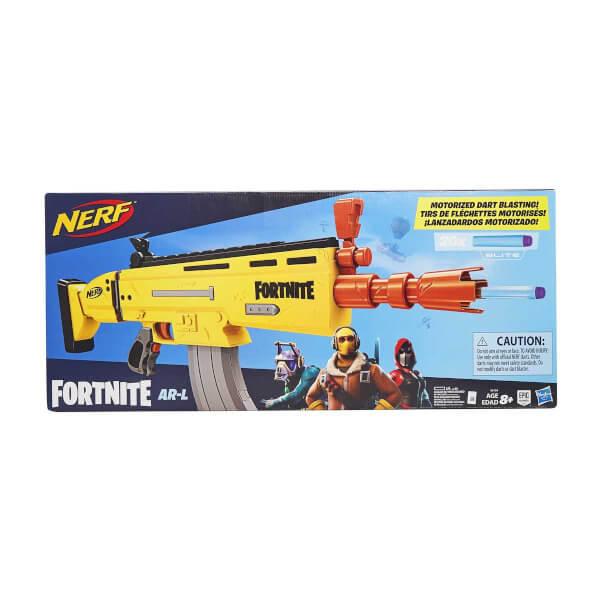 Nerf Fortnite AR-L Elite Dart E6158