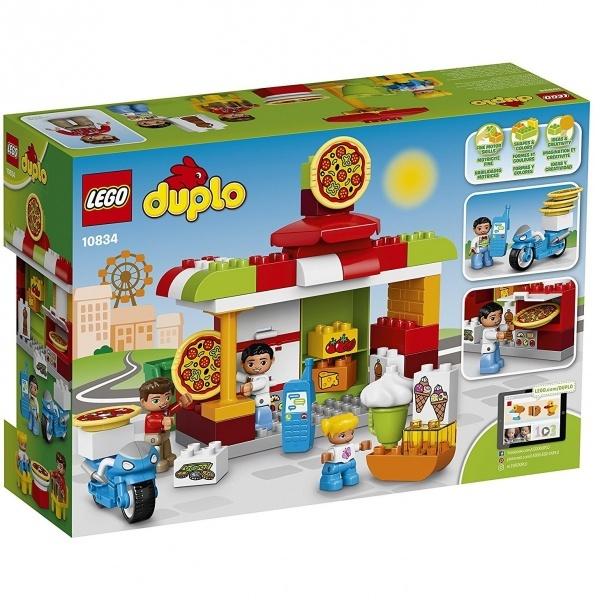 LEGO DUPLO Pizzacı 10834