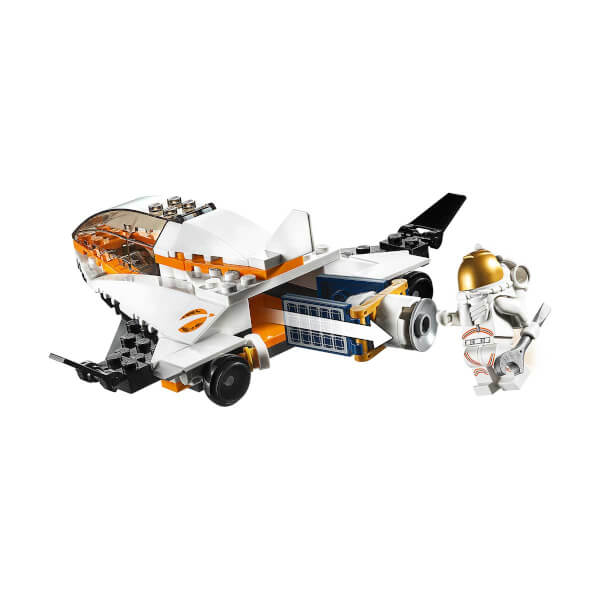 LEGO City Space Port Uydu Servis Aracı 60224