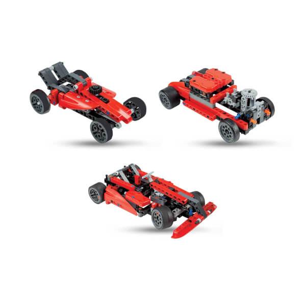 Mekanik Laboratuvarı - Yarış Arabaları