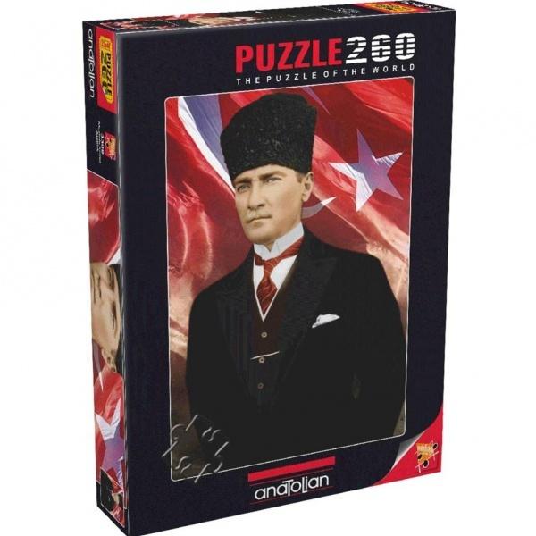 260 Parça Puzzle : Mustafa Kemal Atatürk