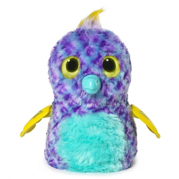 Hatchimals Fabula Forest Puffatoo