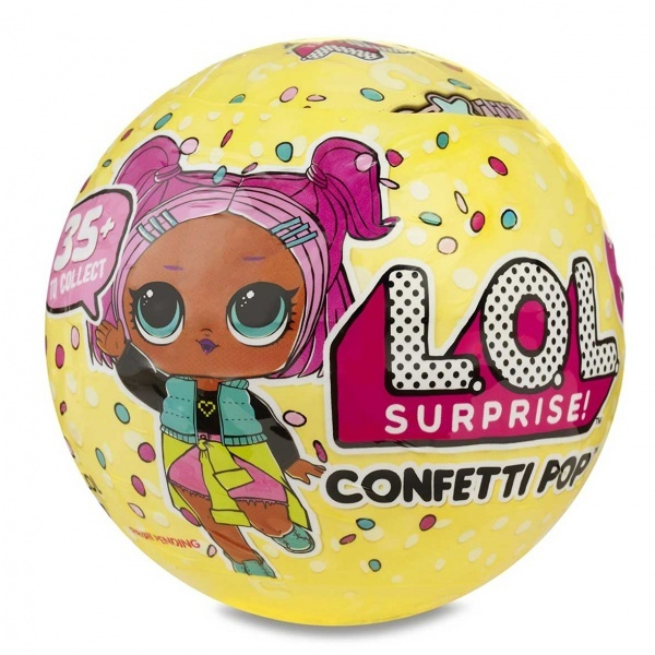 L.O.L Confetti Pop 9 Sürpriz