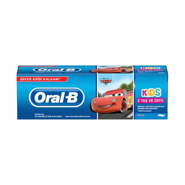 Oral-B Florürlü Çocuk Diş Macunu 75 Ml.