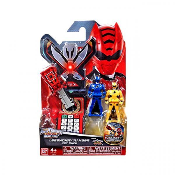 Power Rangers Anahtar Seti