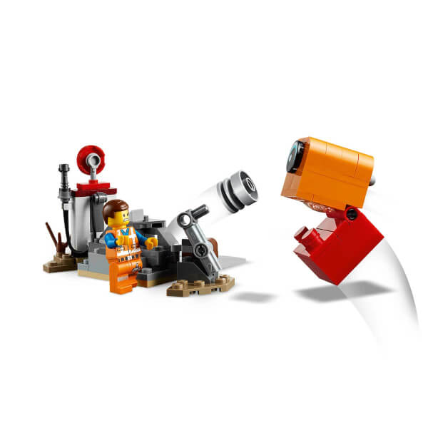 LEGO Movie 2 Emmet'in Motosikleti 70823