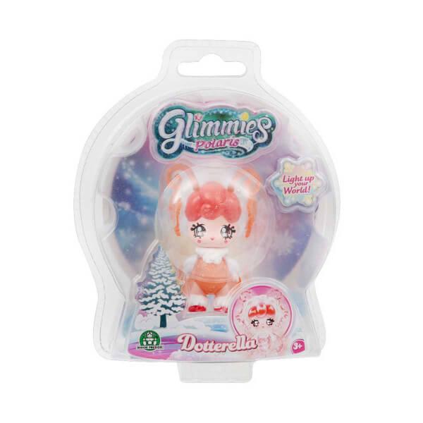 Glimmies Polaris Işıklı Tekli Figür GLP00000