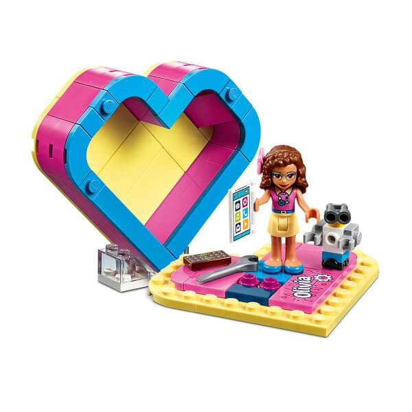 LEGO Friends Olivia'nın Sevgi Kutusu 41357