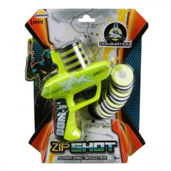 Zip Shot Disk Silah