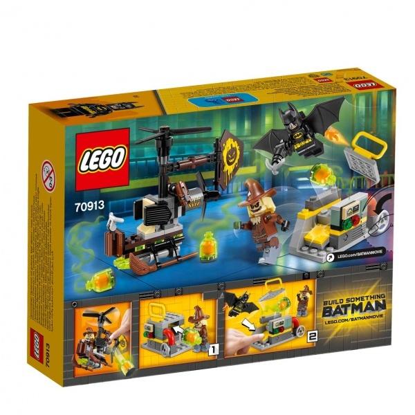 LEGO Batman Scarecrow Korkutucu Yüzleşme 70913