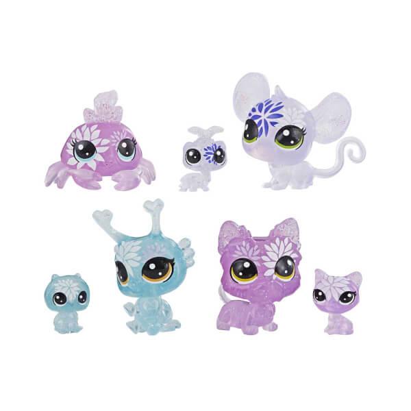 Littlest Pet Shop Miniş Çiçek Partisi Koleksiyonu E5149