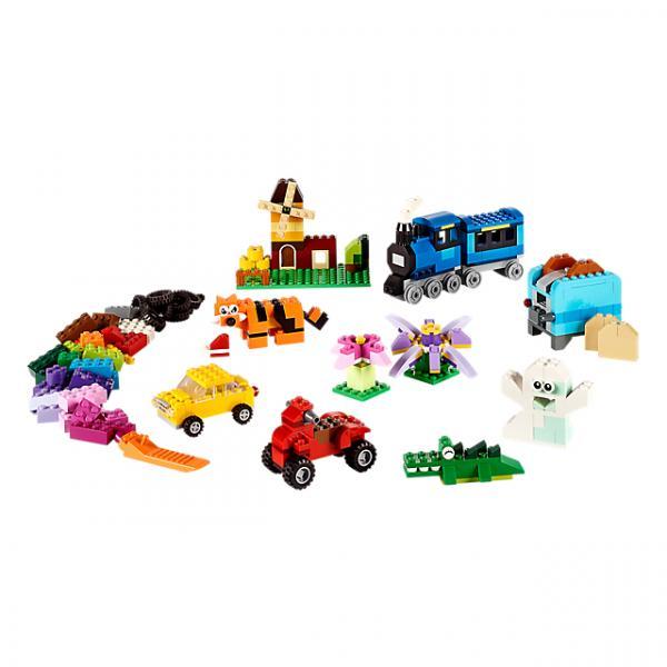 LEGO Classic Orta Boy Yaratıcı Yapım Kutusu 10696
