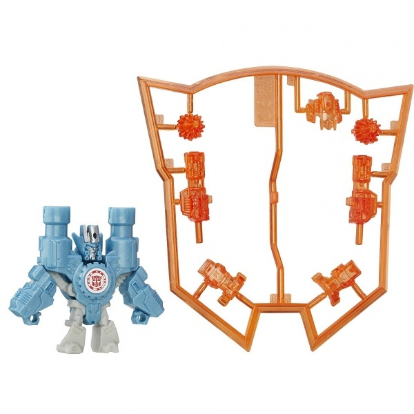 Transformers Robots In Disguise Weaponizer 6,5 cm.