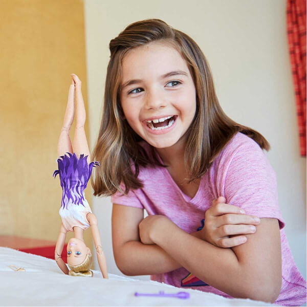 Barbie Ritmik Jimnastikçi Bebek FJB18