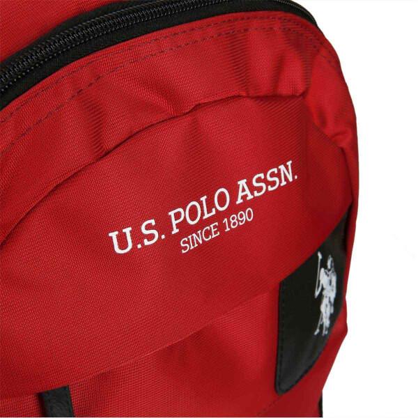 U.S. POLO Okul Çantası Kırmızı 8130