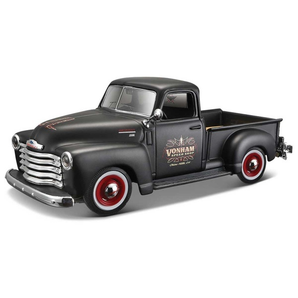 1:25 Maisto Chevrolet 3100 Pickup 1950 Model Araba
