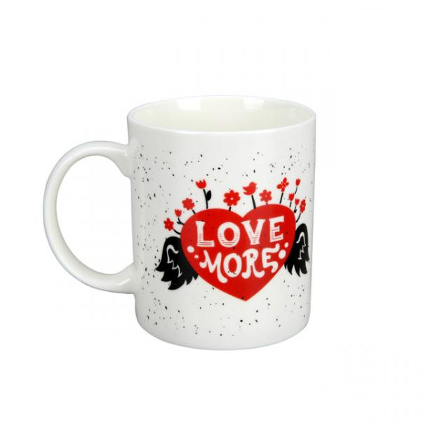 Love More Worry Less Kupa