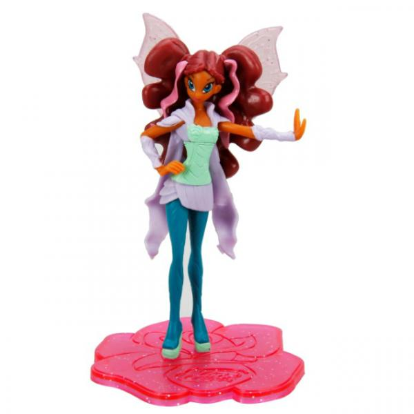 Winx Club Regal Fairy Mini Figür