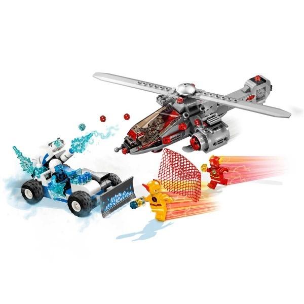 LEGO DC Comics Super Heroes Hız Gücü Dondurucu Takip 76098