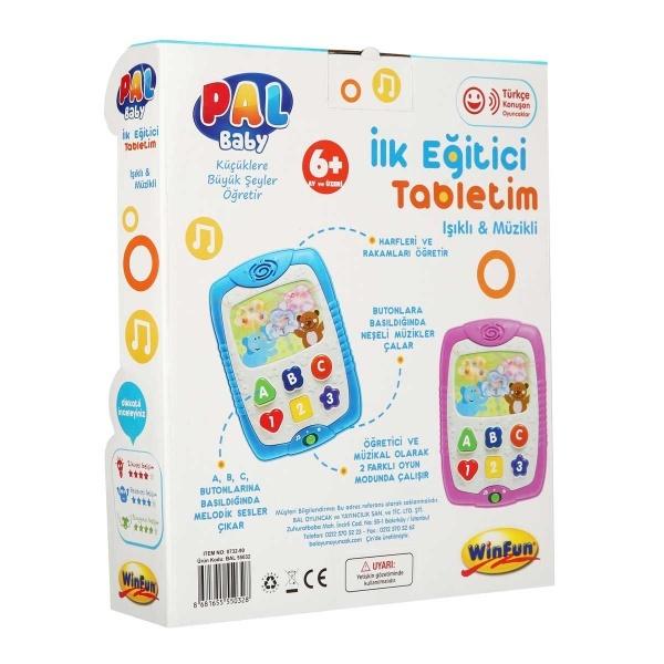 Pal Baby İlk Eğitici Tabletim