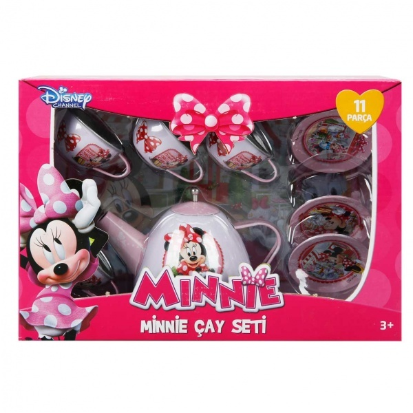 Minnie Çay Seti 11 Parça