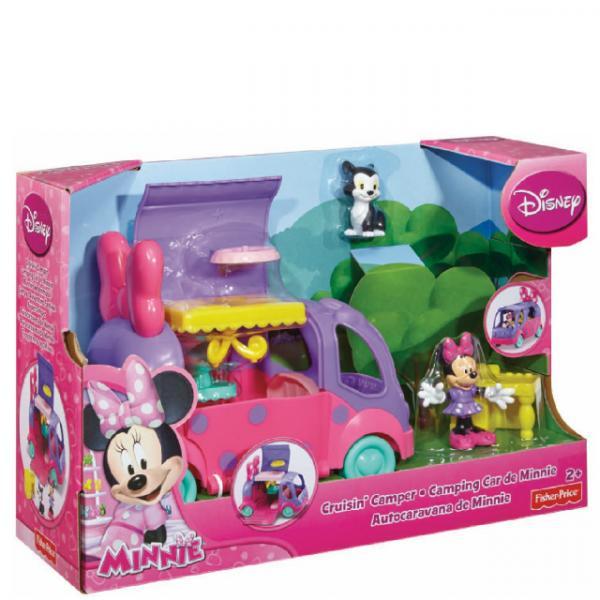 Fisher Price Minnie'nin Lüks Araçları