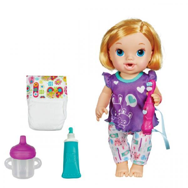 Baby Alive Diş Fırçalayan Bebeğim Toyzz Shop