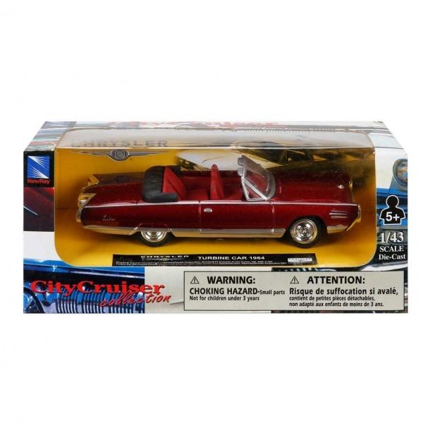 1:43 Amerikan Seri Model Araba