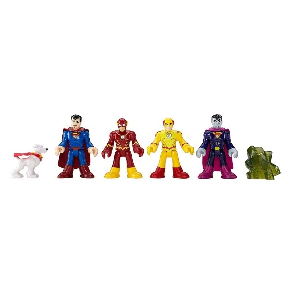 Imaginext DC Super Friends Kahramanlar ve Kötüler CMX23