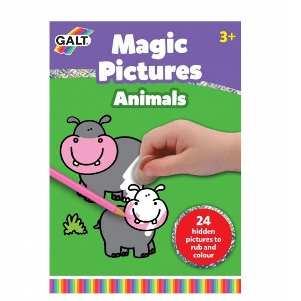 Sihirli Resimler - Hayvanlar