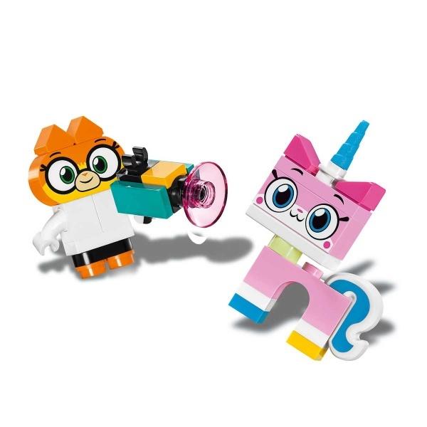 LEGO Unikitty  Dr. Fox'un Laboratuvarı 41454
