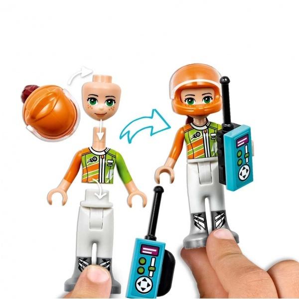 LEGO Friends Büyük Yarış Günü 41352