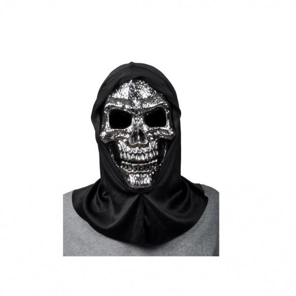 Metal Kaplama Tam Maske Kurukafa Maske Toyzz Shop