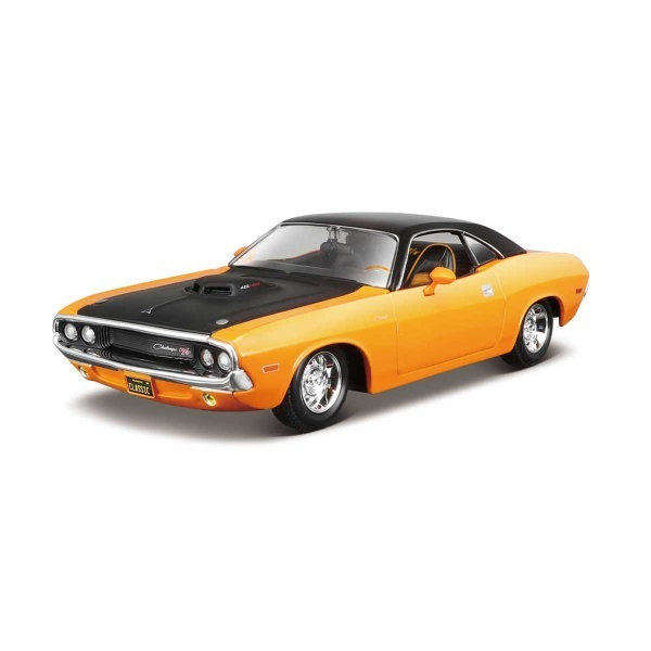 1:24 Maisto Dodge Challenger 1970 Model Araba