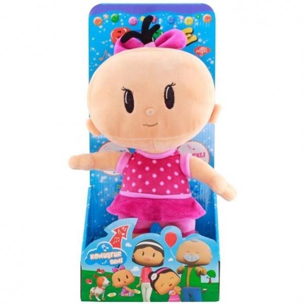 Pepee Sesli Bebe Peluş 30 cm.