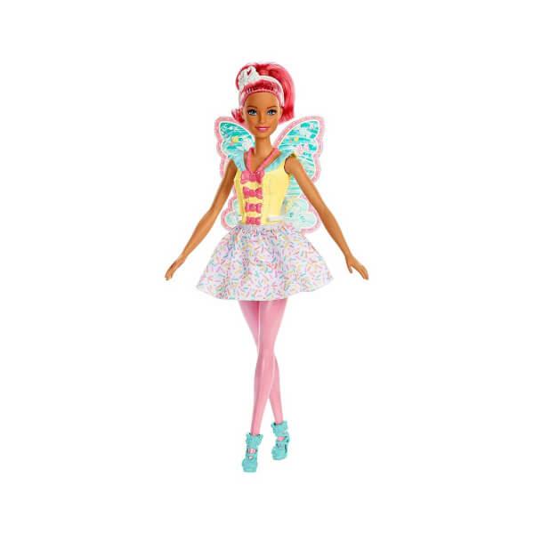 Barbie Sihirli Donusen Peri Kizi Mavi Sac Toyzz Shop