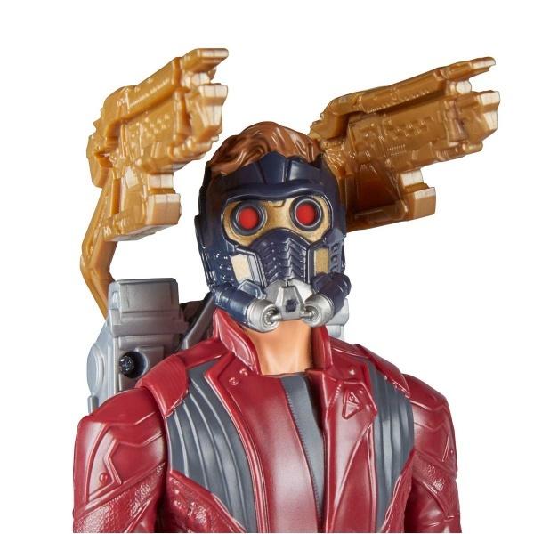 Avengers Infinity War Titan Hero Power FX Star-Lord Figür 30 cm.
