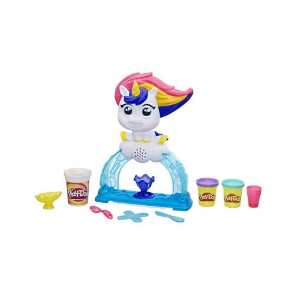Play Doh Dondurmaci Unicorn Oyun Hamur Seti Toyzz Shop